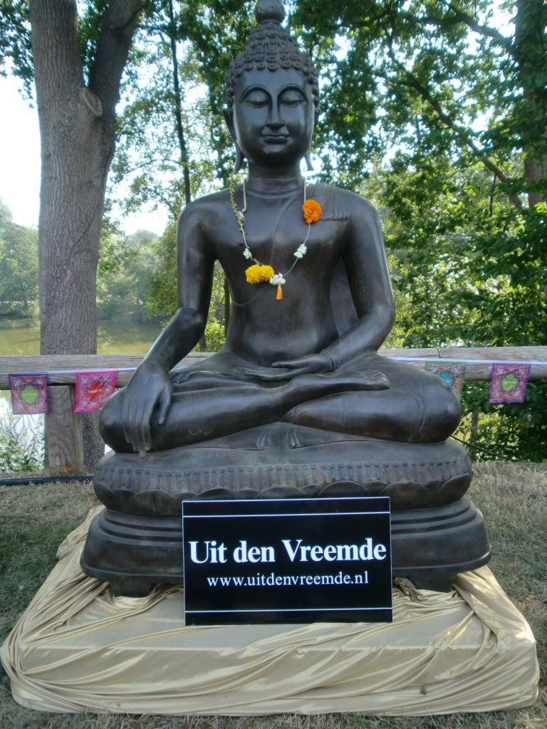 Boeddha Brons 165cm